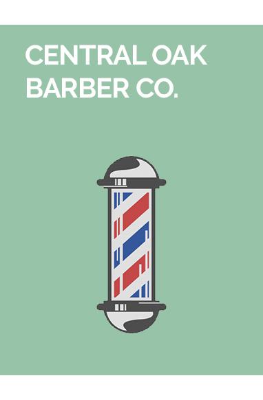 Central Oak Barber Co.