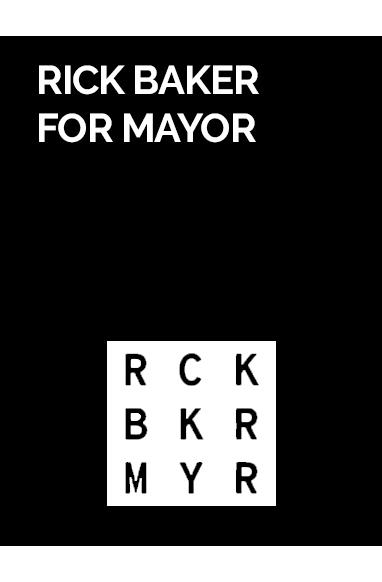 Rick Baker for Mayor