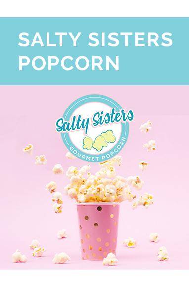 Salty Sisters Gourmet Popcorn